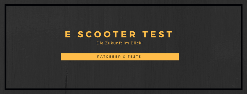 E Scooter Test