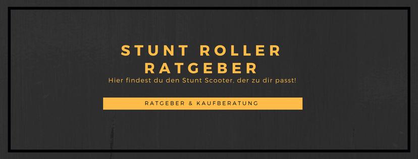 Stunt Roller Ratgeber