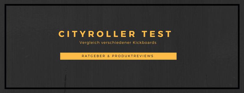 Cityroller Test