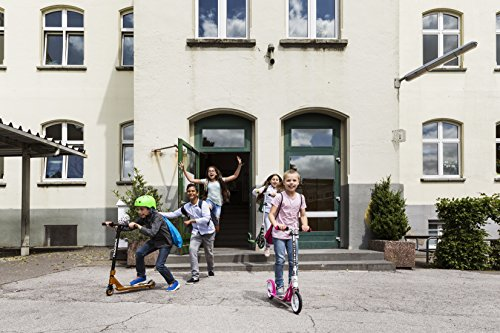 Kinderroller perfekt für den Schulweg