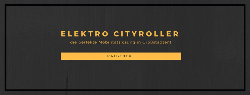 Elektro Cityroller Ratgeber