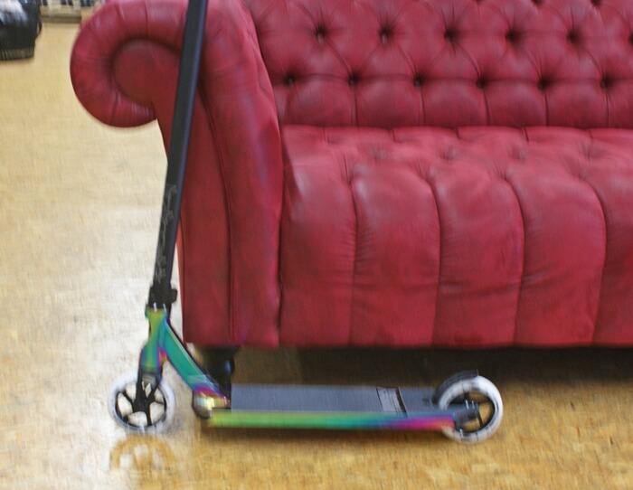 stunt scooter test 2018 finde den passenden trick. Black Bedroom Furniture Sets. Home Design Ideas