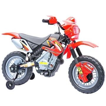 Dirtbike Kindermotorrad