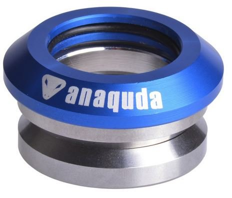 anaquda full integrated headset 1 1 8 stunt scooter. Black Bedroom Furniture Sets. Home Design Ideas