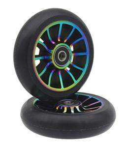 Stunt Roller Test Räder